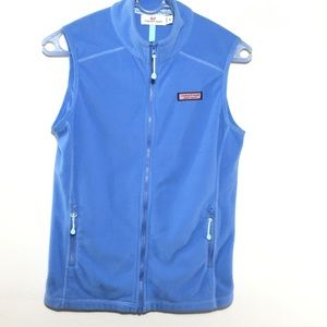 Vineyard Vines Extra Small Women's blue vest.